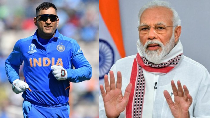 MS Dhoni's tweet appreciating PM Modi's letter most retweeted in sports category in 2020