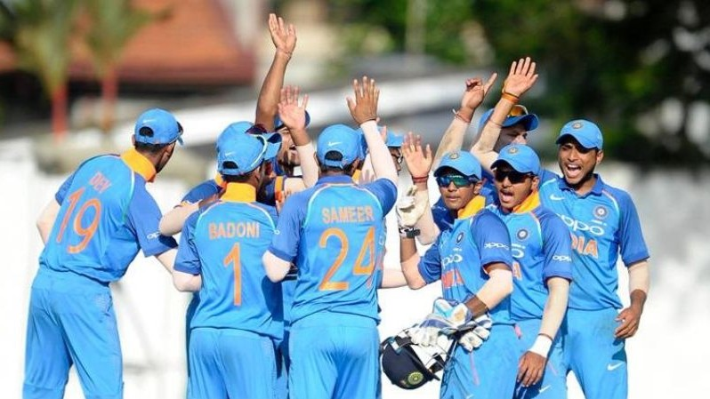 U19CWC 2020: India beats Afghanistan by 211 runs in first warm-up game