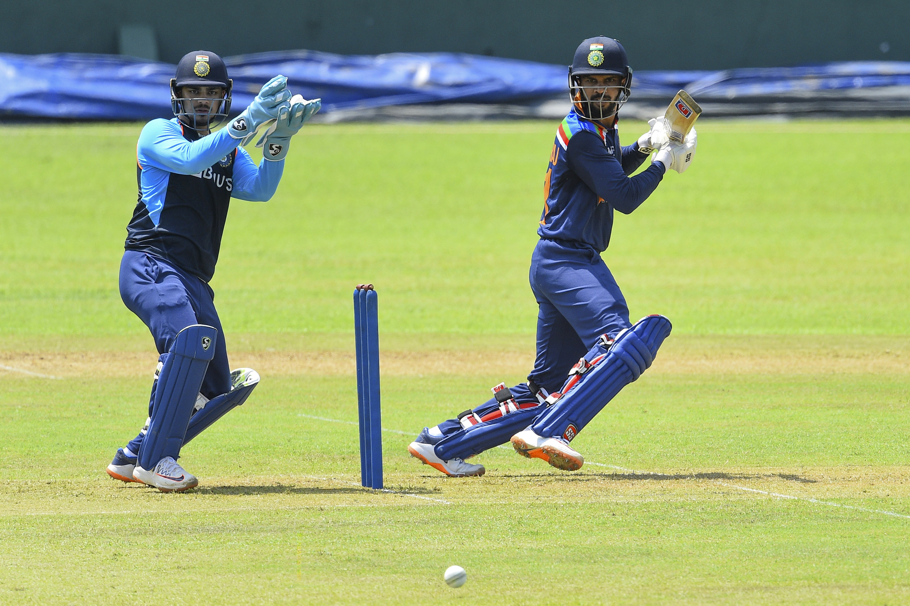Gaikwad is one of the options to open the innings with Shikhar Dhawan on Sri Lanka tour   BCCI
