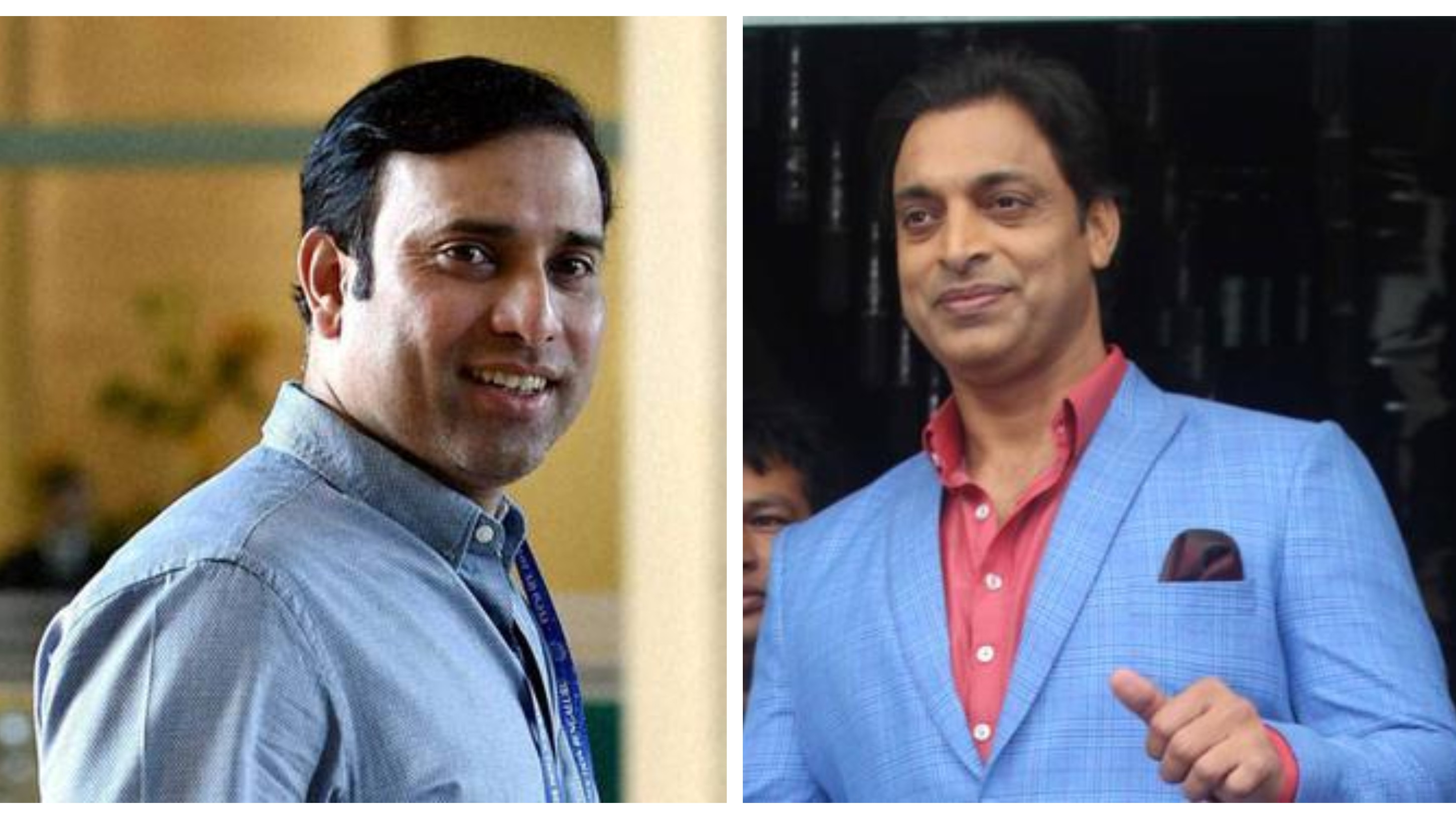 VVS Laxman and Shoaib Akhtar set for coaching stints in UAE T20 League