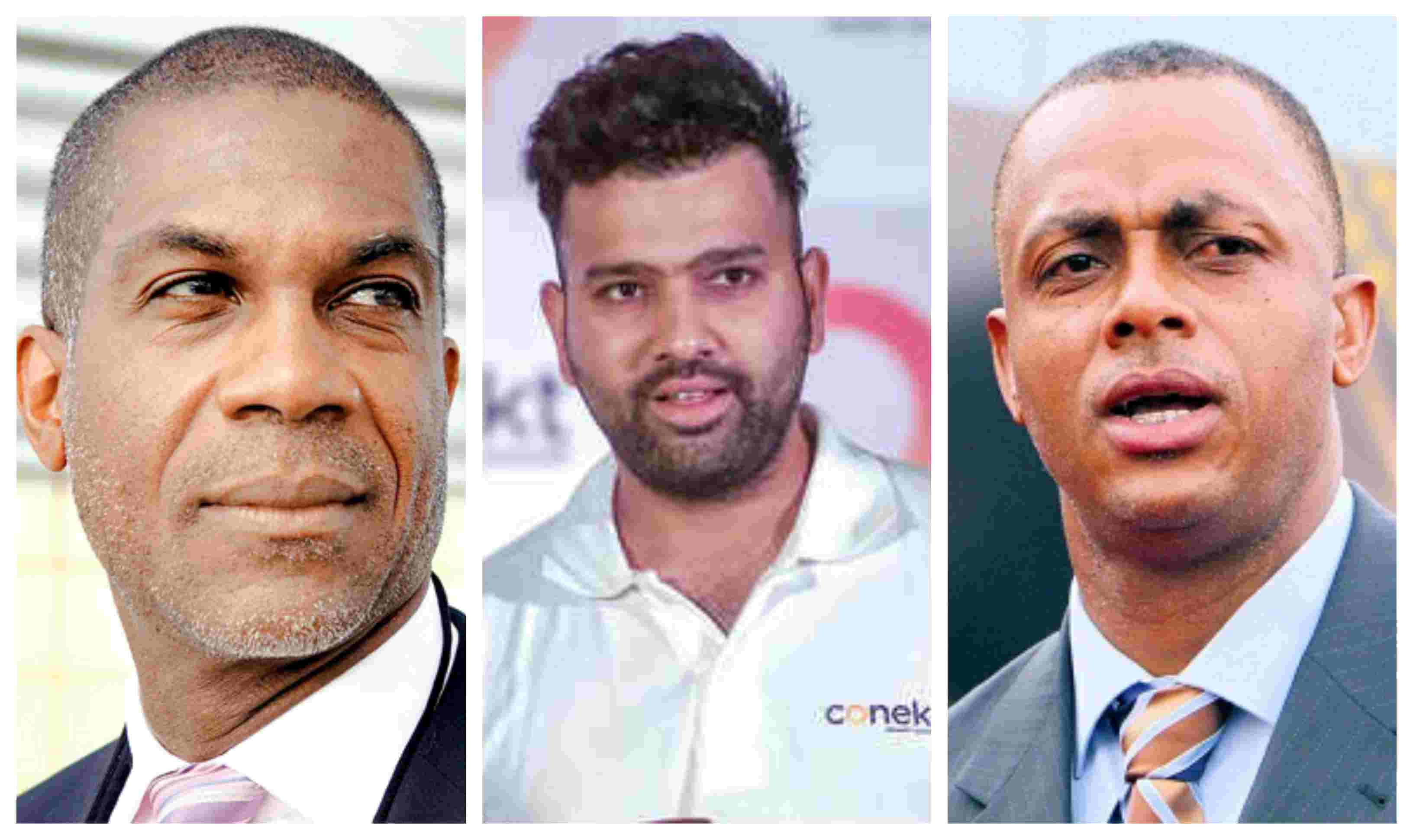 Rohit Sharma, Michael Holding and Courtney Walsh are the experts of new smartphone-based coaching app