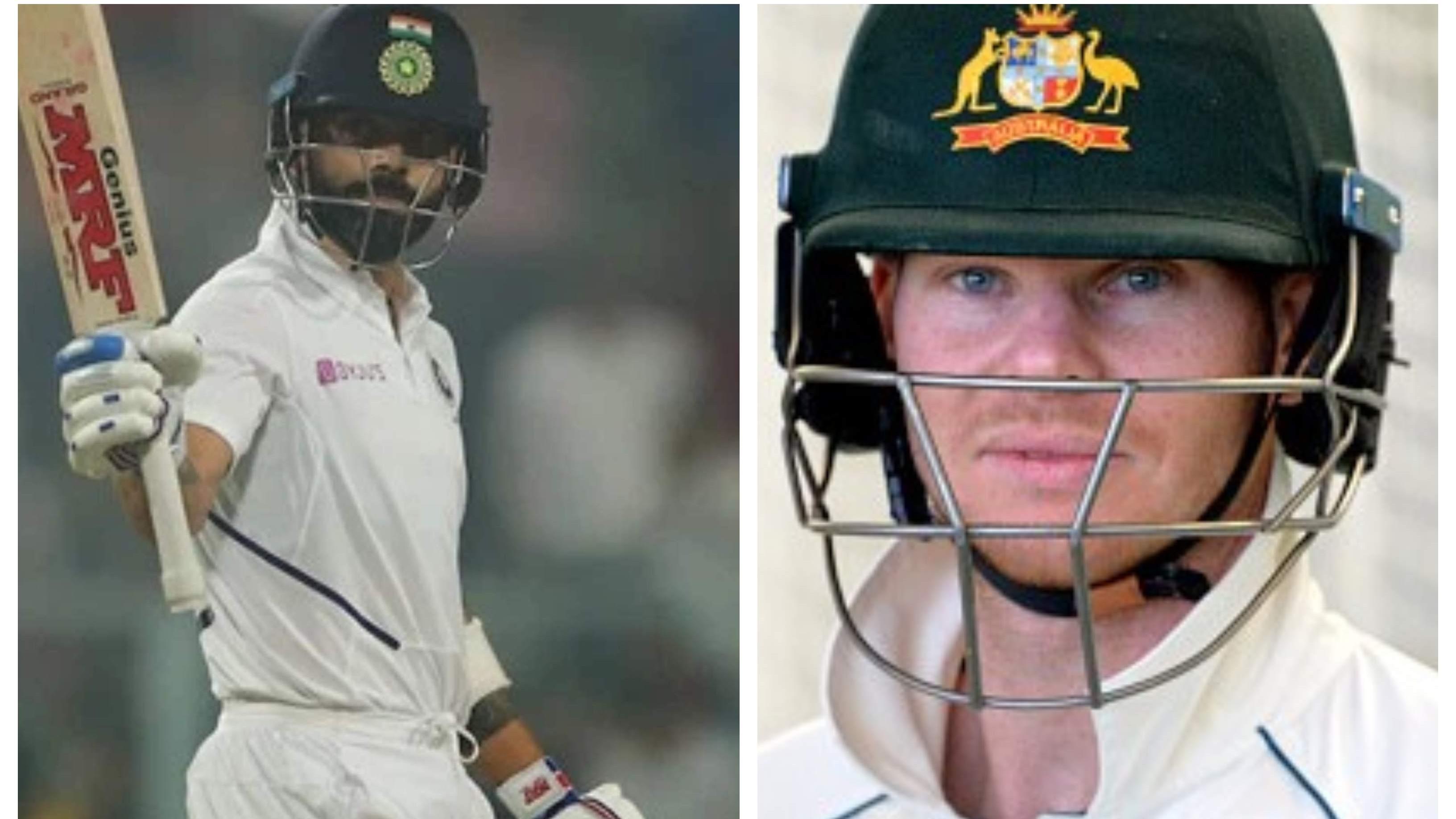 Virat Kohli pips Steve Smith to reclaim top spot in ICC Test batting rankings