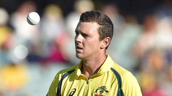 CWC 2019: Australian fast bowler Josh Hazlewood confident of being fit for World Cup 2019