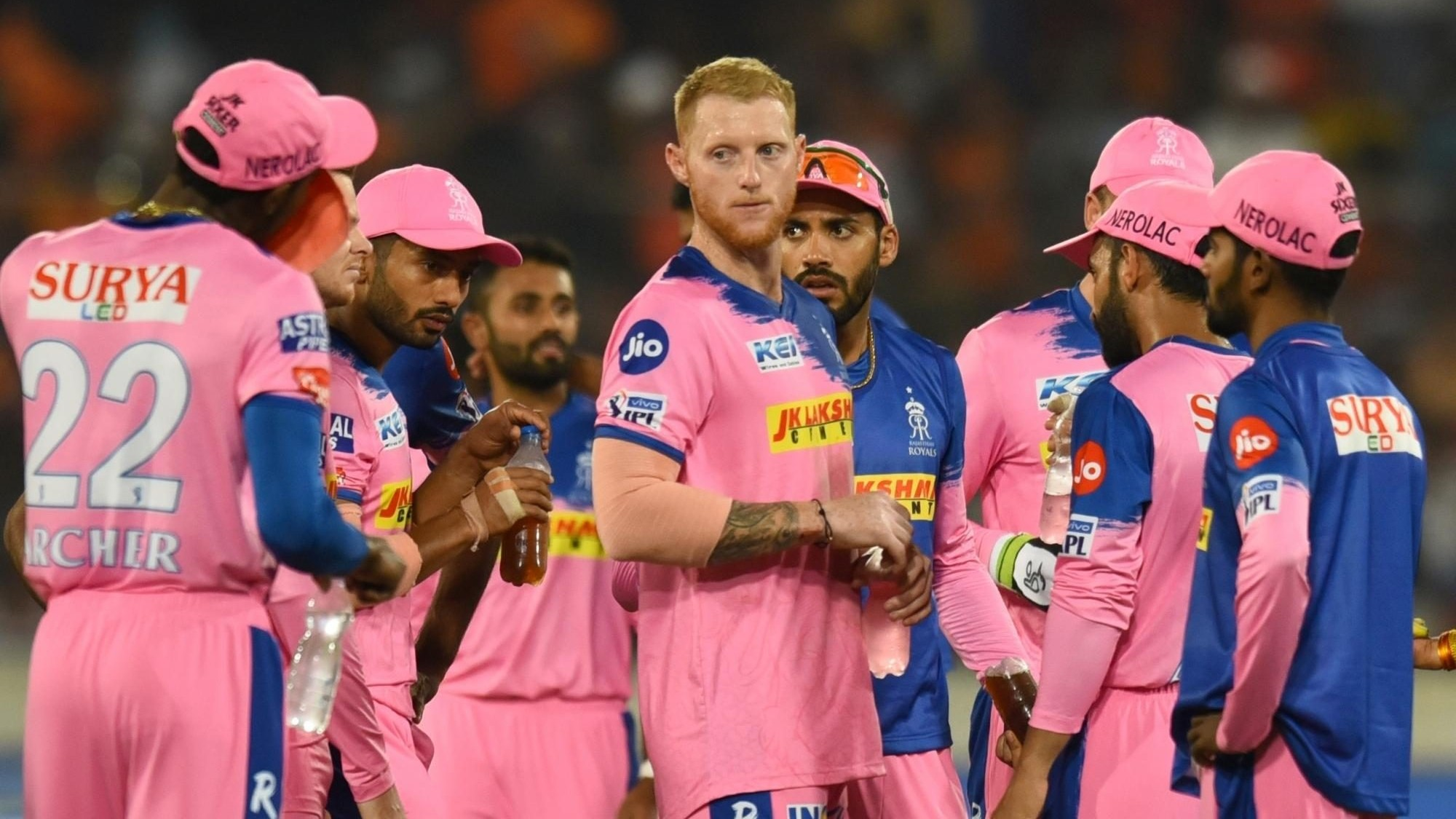 IPL 2020: Rajasthan Royals – Complete List of players traded, released and retained