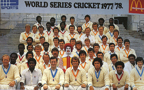 Kerry Packer's World Series Cricket changed the landscape of how cricket was run
