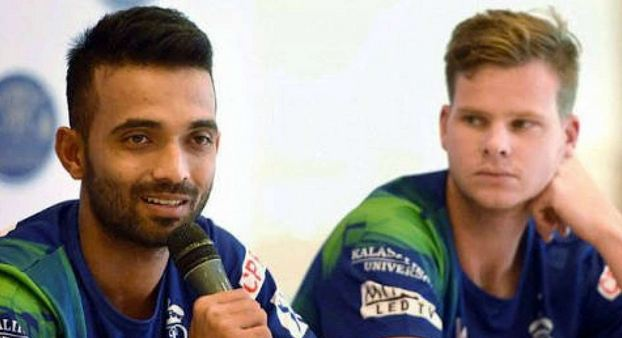 Rahane said that Steve Smith will be welcomed with love in the RR fold