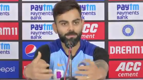 "IND v WI 2019: ""Only one spot left to be filled in the pace attack for T20 World Cup,"" says Virat Kohli"