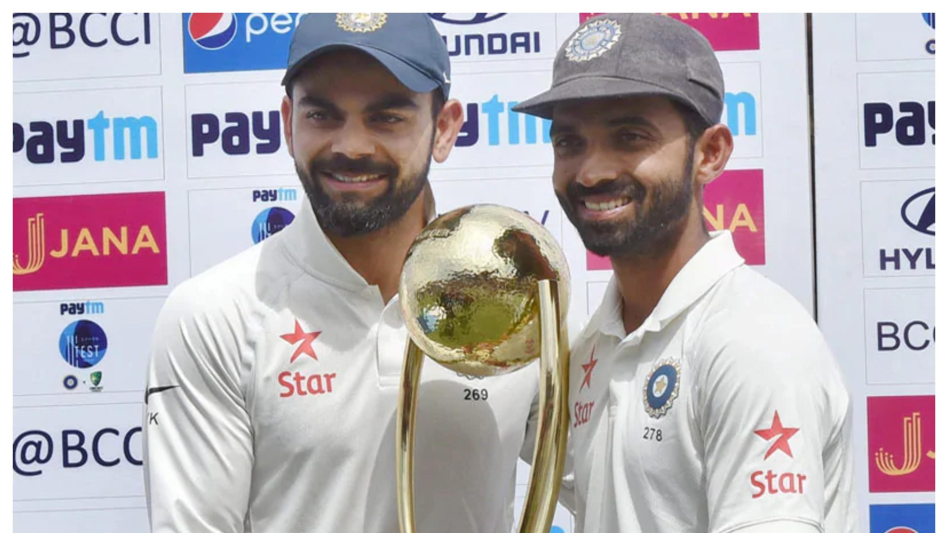 'Virat informed me he isn't fit enough', Rahane recalls captaining India in 2017 Dharamsala Test