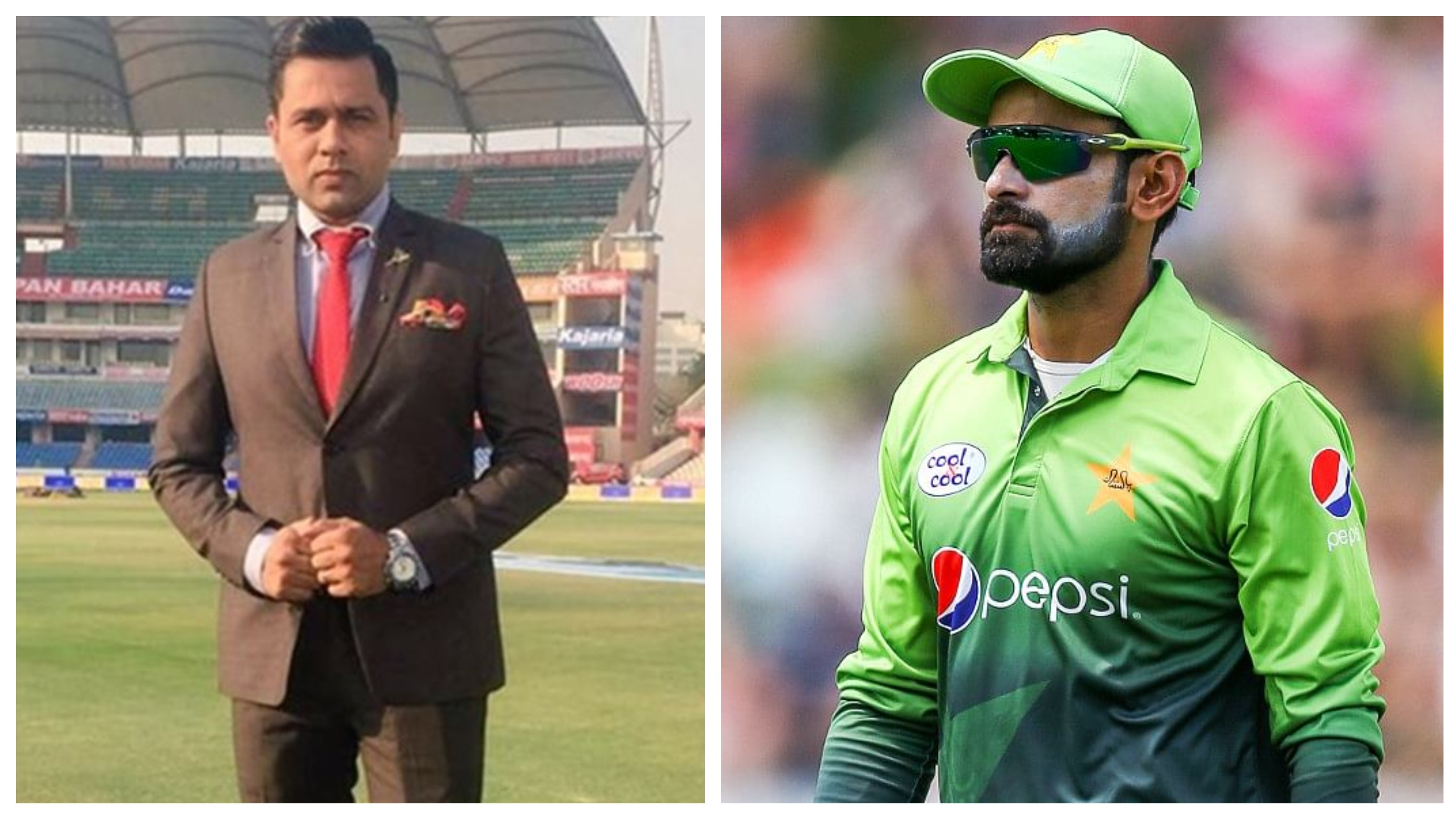 Aakash Chopra reacts as Mohammad Hafeez's COVID-19 test comes out positive again