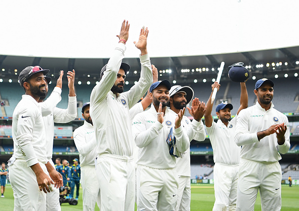 India ended at the top of Test rankings for 3rd year in a row   Getty Images
