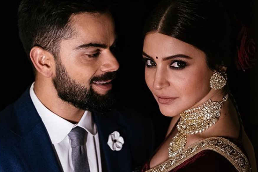 Virat Kohli sings praises of Anushka Sharma's beauty in his latest tweet