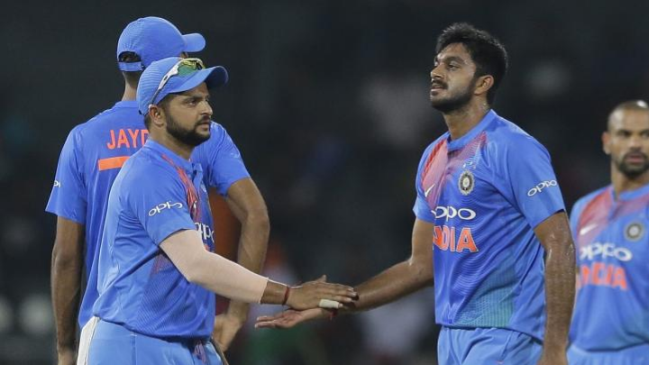Nidahas Tri-series 2018: Vijay Shankar cannot shake off disappointment of failing in the final