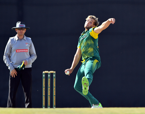 Wiaan Mulder has played 8 ODIs for South Africa | Getty Images
