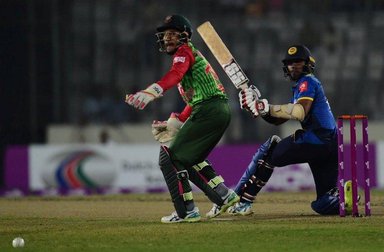 दनुष्का गुणतिलक के अनुसार टीम को बांग्लादेश के खिलाफ T20 सीरीज जीतने पर था पूरा भरोसा