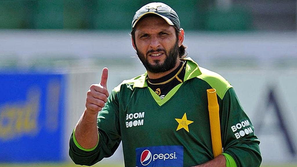 Shahid Afridi announces his availability for ICC World XI against West Indies