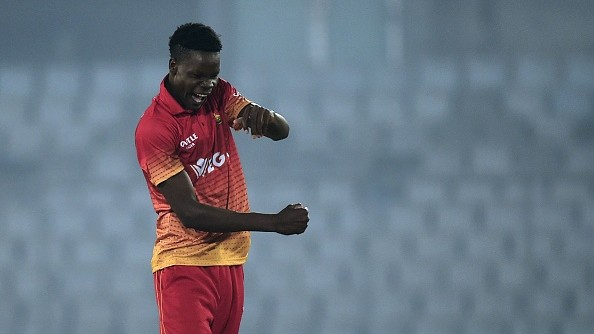 Blessing Muzarabani returns as Zimbabwe confirm squad for Pakistan tour