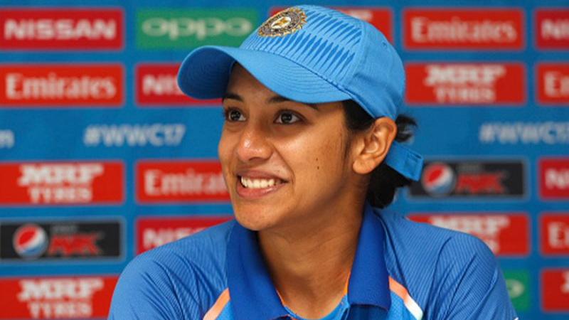 Smriti Mandhana to become the first Indian women cricketer to play in Kia Super League