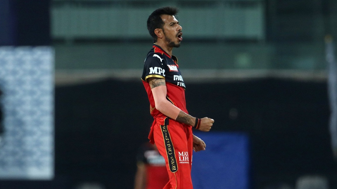 IPL 2021: Amazing feeling to get wickets and bowling well- RCB's Yuzvendra Chahal