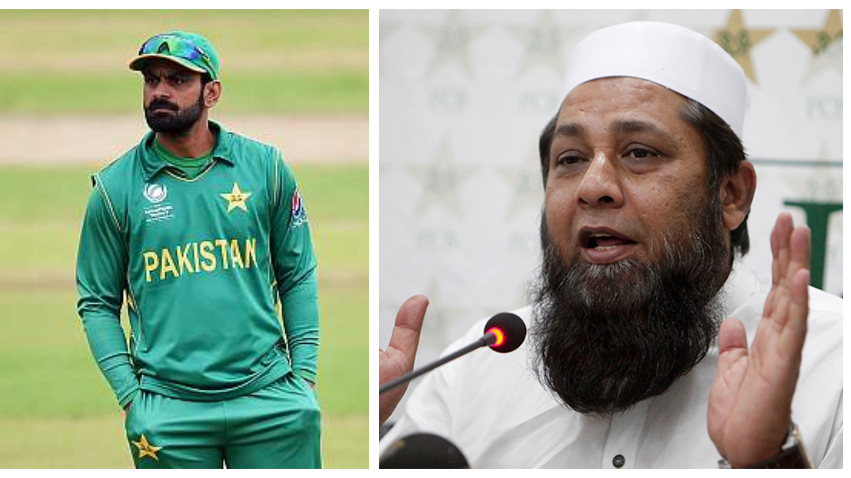 Asia Cup 2018: Hafeez dropped from Asia Cup squad but still a part of World Cup plans, says Inzamam-ul-Haq