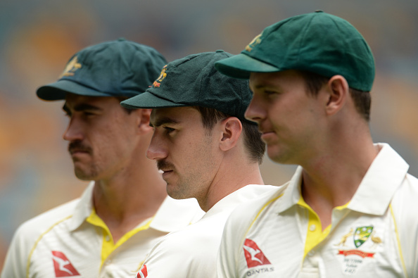 Pat Cummins, Mitchell Starc and Josh Hazlewood to miss two Sheffield Shield matches | Getty Images