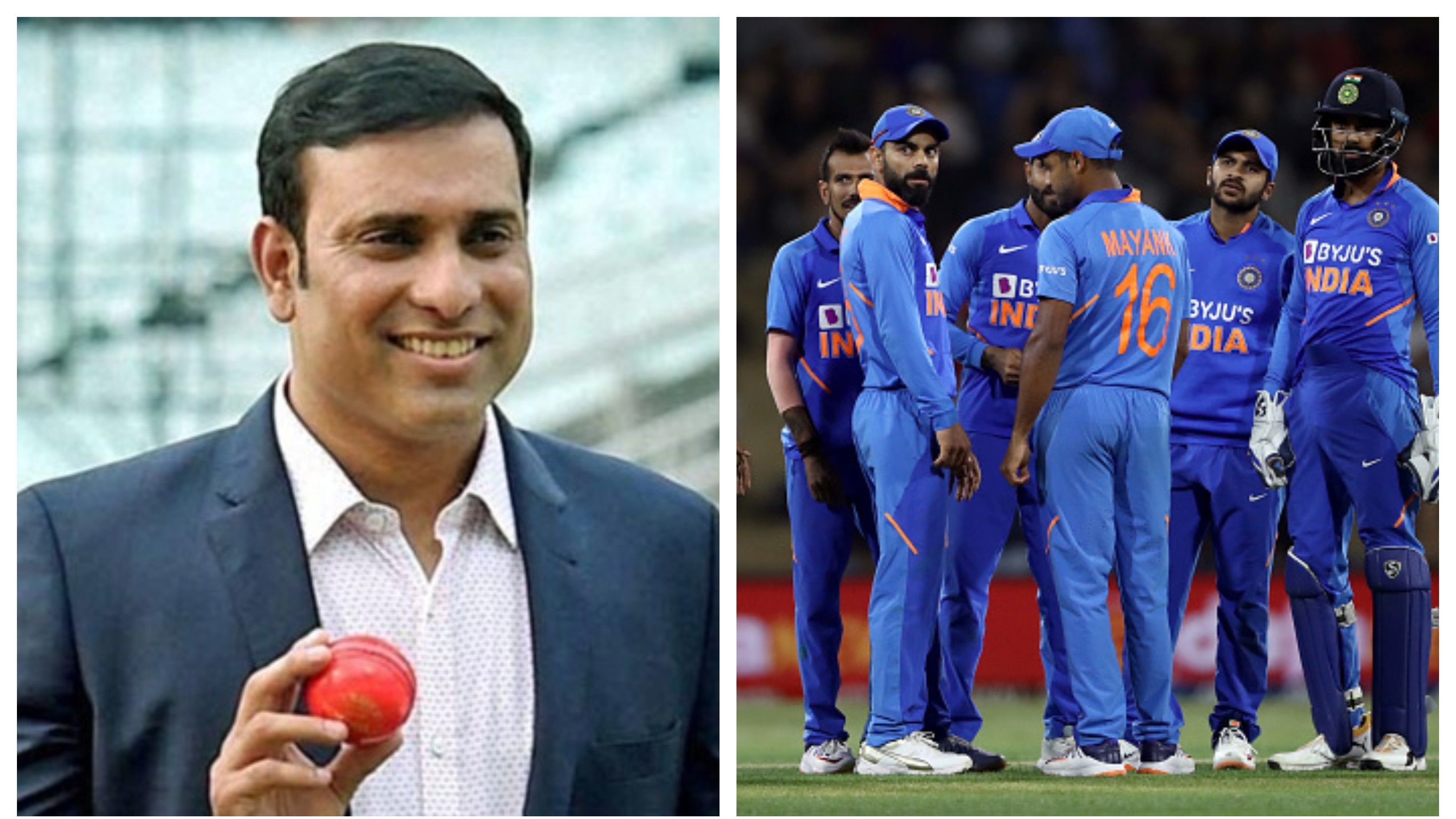 NZ v IND 2020: Laxman critical of India's disappointing fielding performances