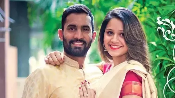 Dinesh Karthik's wife Dipika Pallikal didn't watch his Nidahas Trophy final innings