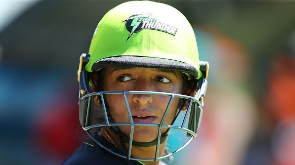 Harmanpreet Kaur opens up on 'fake-degree' controversy by Punjab Police
