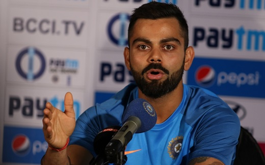 He's on the right track as captain, says Kohli on Markram