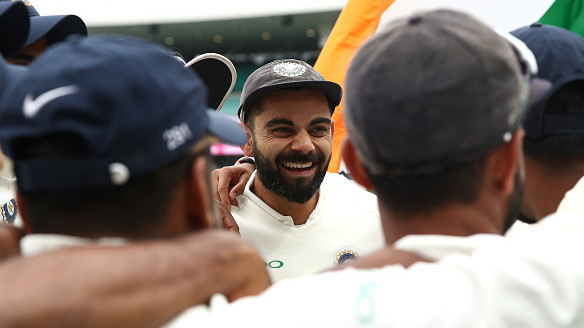 AUS v IND 2018-19: Virat Kohli's habit of learning will make him the greatest Indian captain ever, says Sunil Gavaskar