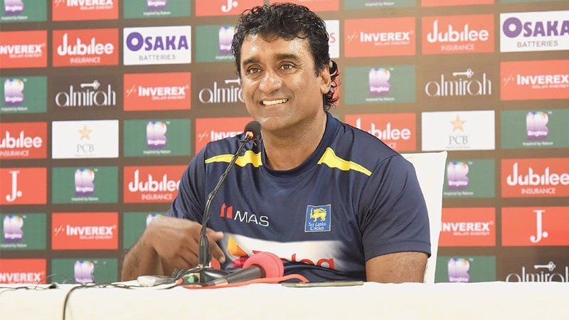 PAK v SL 2019: Sri Lanka's successful tour of Pakistan is a message for the whole world, says Rumesh Ratnayake