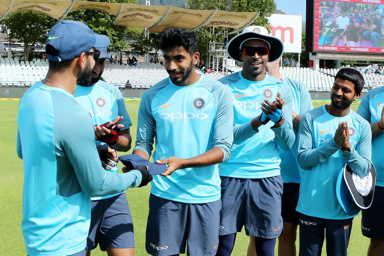 SA v IND 2018: Watch - Team India hands a Test debut to Jasprit Bumrah for the first Test at Cape Town