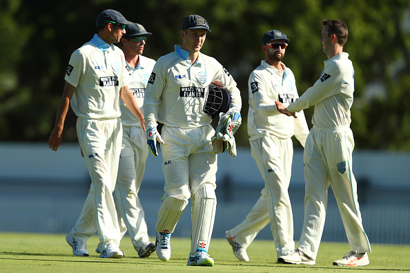Peter Nevill to lead NSW in the upcoming season | Getty Images