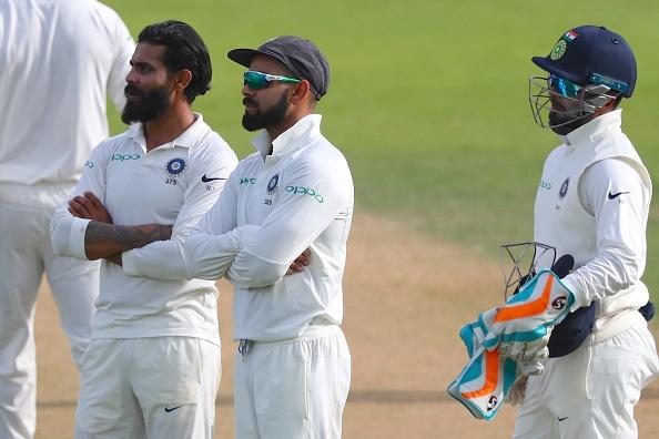 टीम इंडिया   Getty