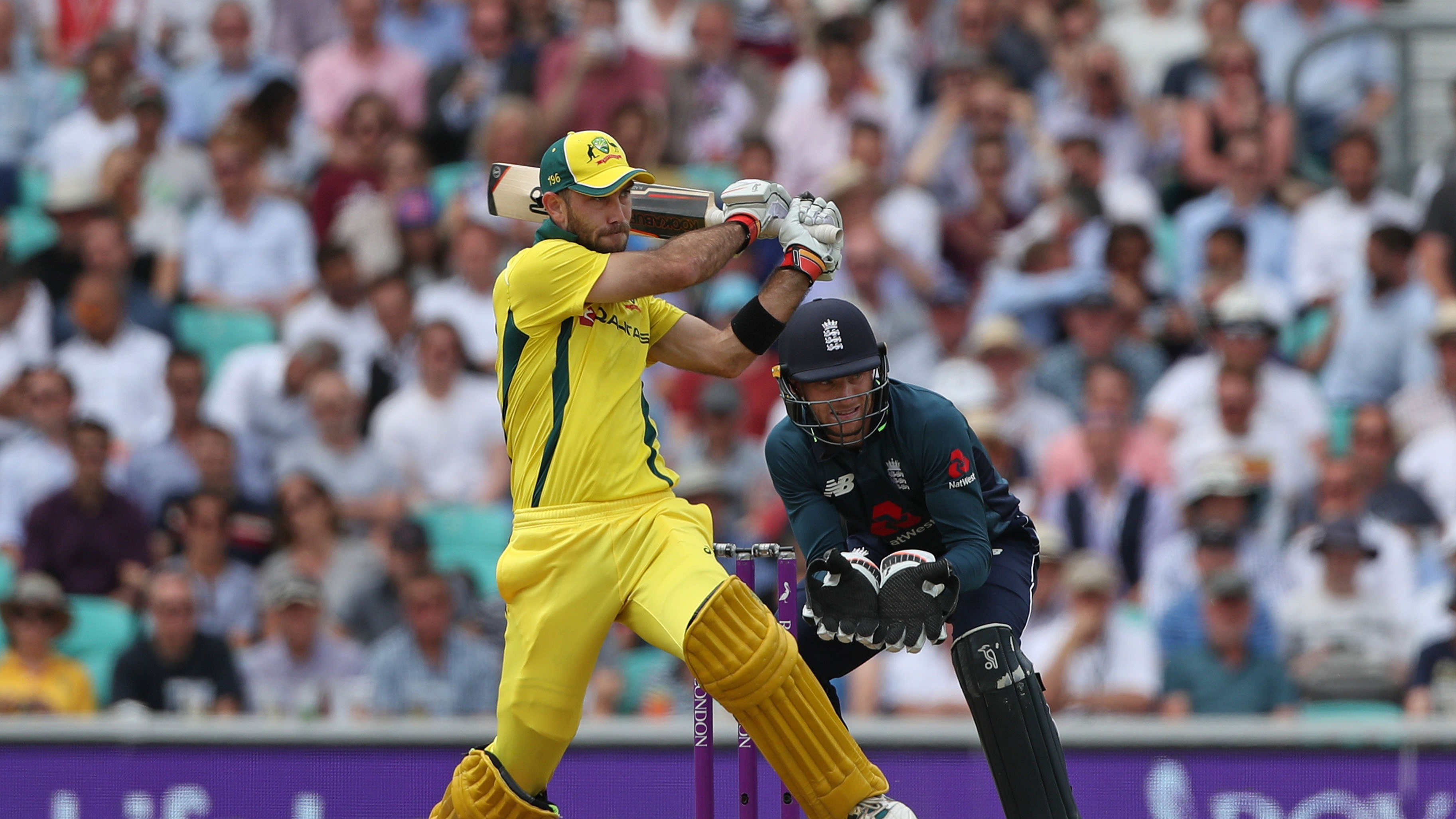 Australia didn't really have any answer to England's brand of ODI game, says Glenn Maxwell