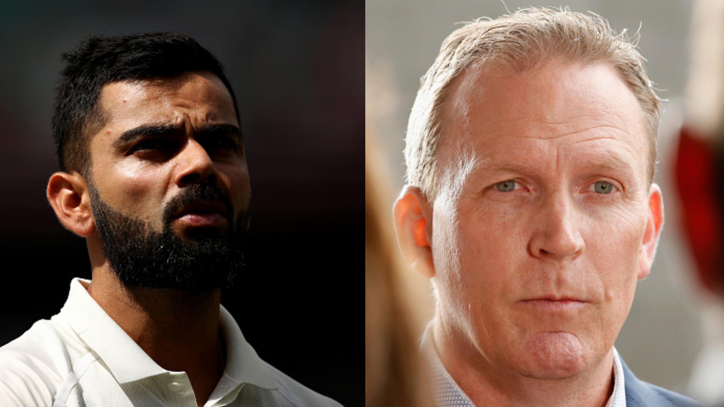 AUS v IND 2018-19 : केविन रॉबर्ट्स ने स्थानीय प्रशंसकों से भारतीय कप्तान विराट कोहली का सम्मान करने का किया आग्रह