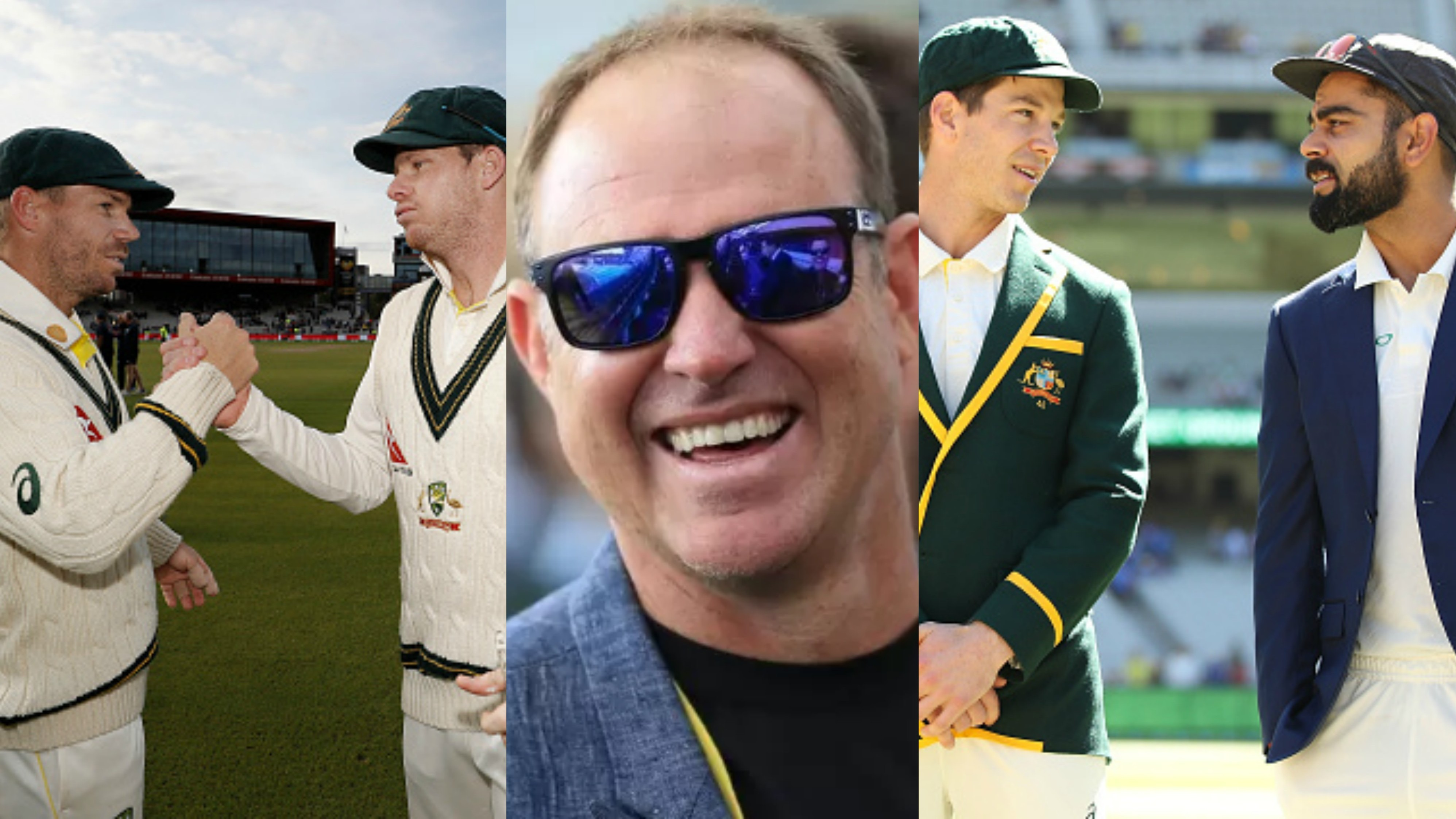 With Warner and Smith back, Australia red-hot favorites against India, says Matthew Hayden