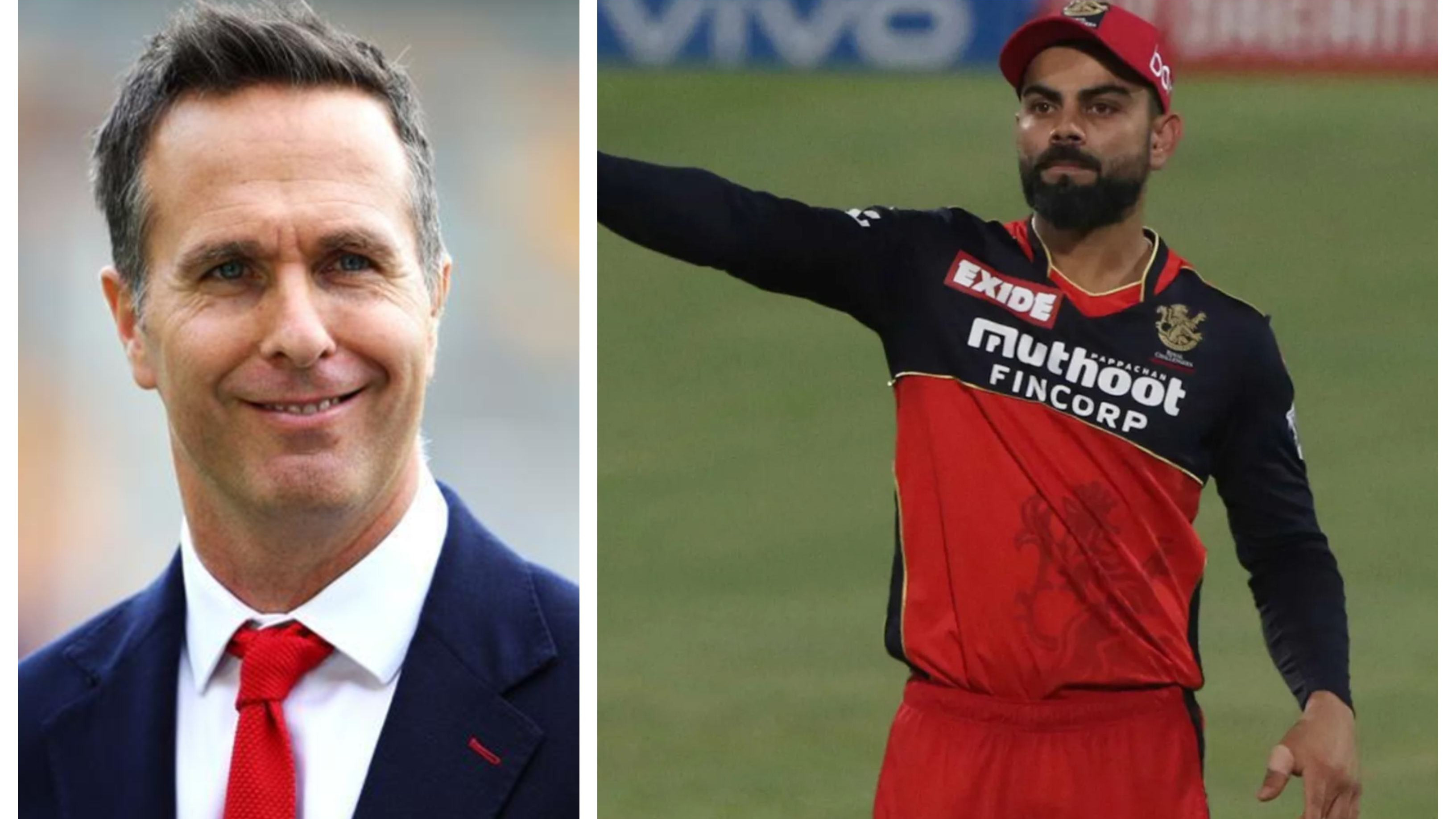 IPL 2021: 'He will see himself as a failure in IPL captaincy', Vaughan on Kohli's stint as RCB skipper