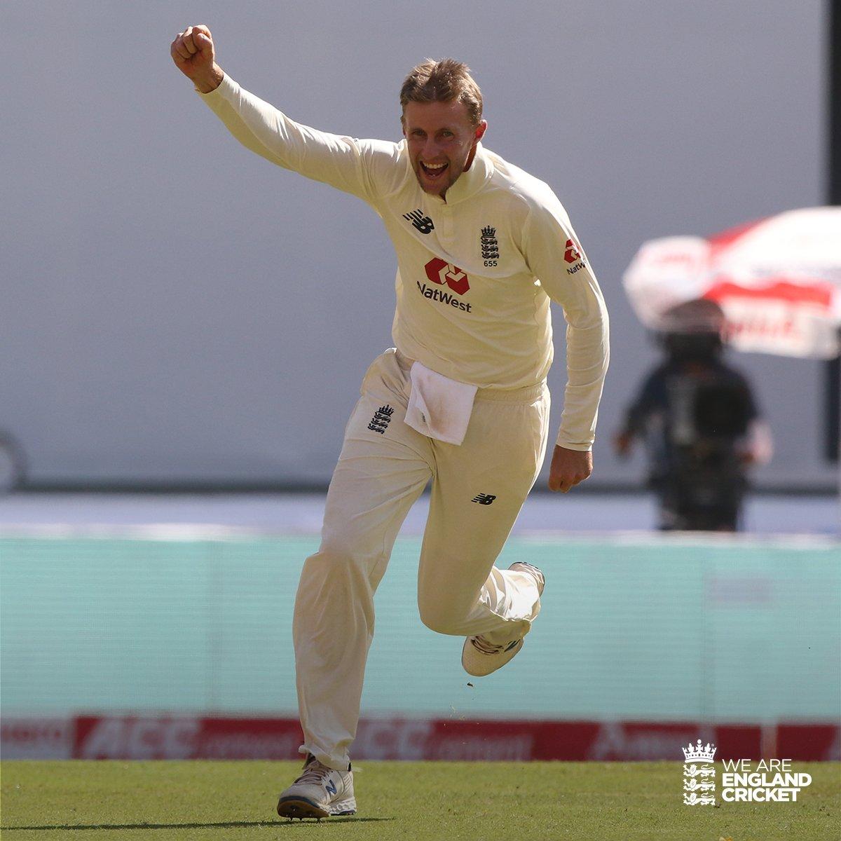 Joe Root | England Cricket/Twitter