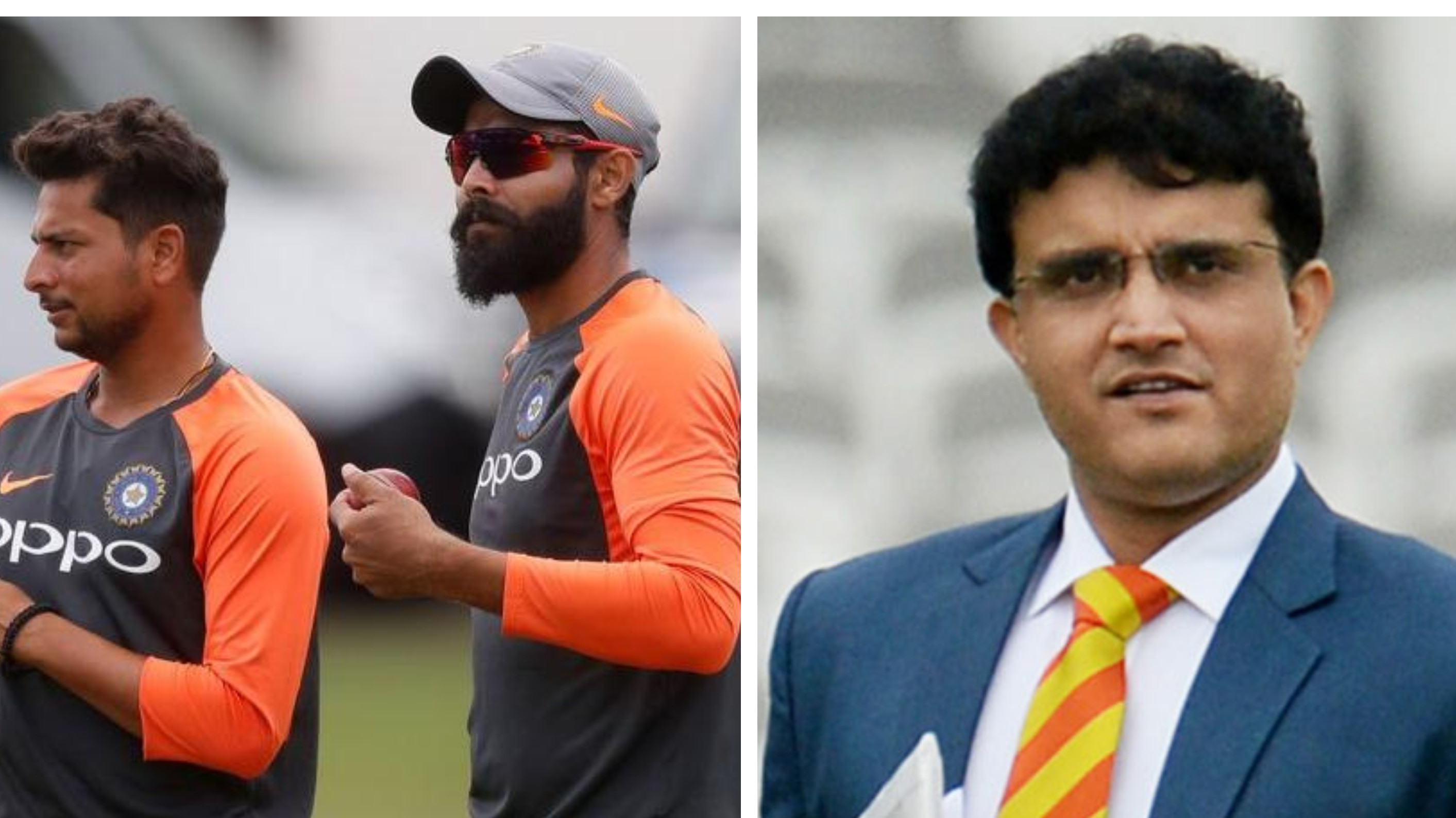 ENG vs IND 2018: Sourav Ganguly reveals his choice between Kuldeep and Jadeja as second spinner for Lord's Test