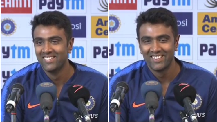 IND v SA 2019: WATCH- R Ashwin jokes on why he didn't like watching cricket on TV