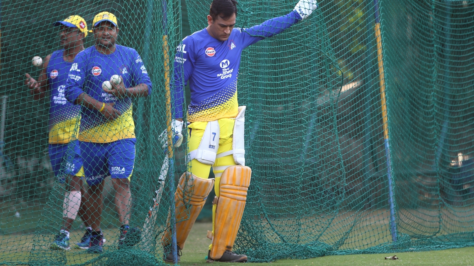 IPL 2018: MS Dhoni skips CSK training session at  new home