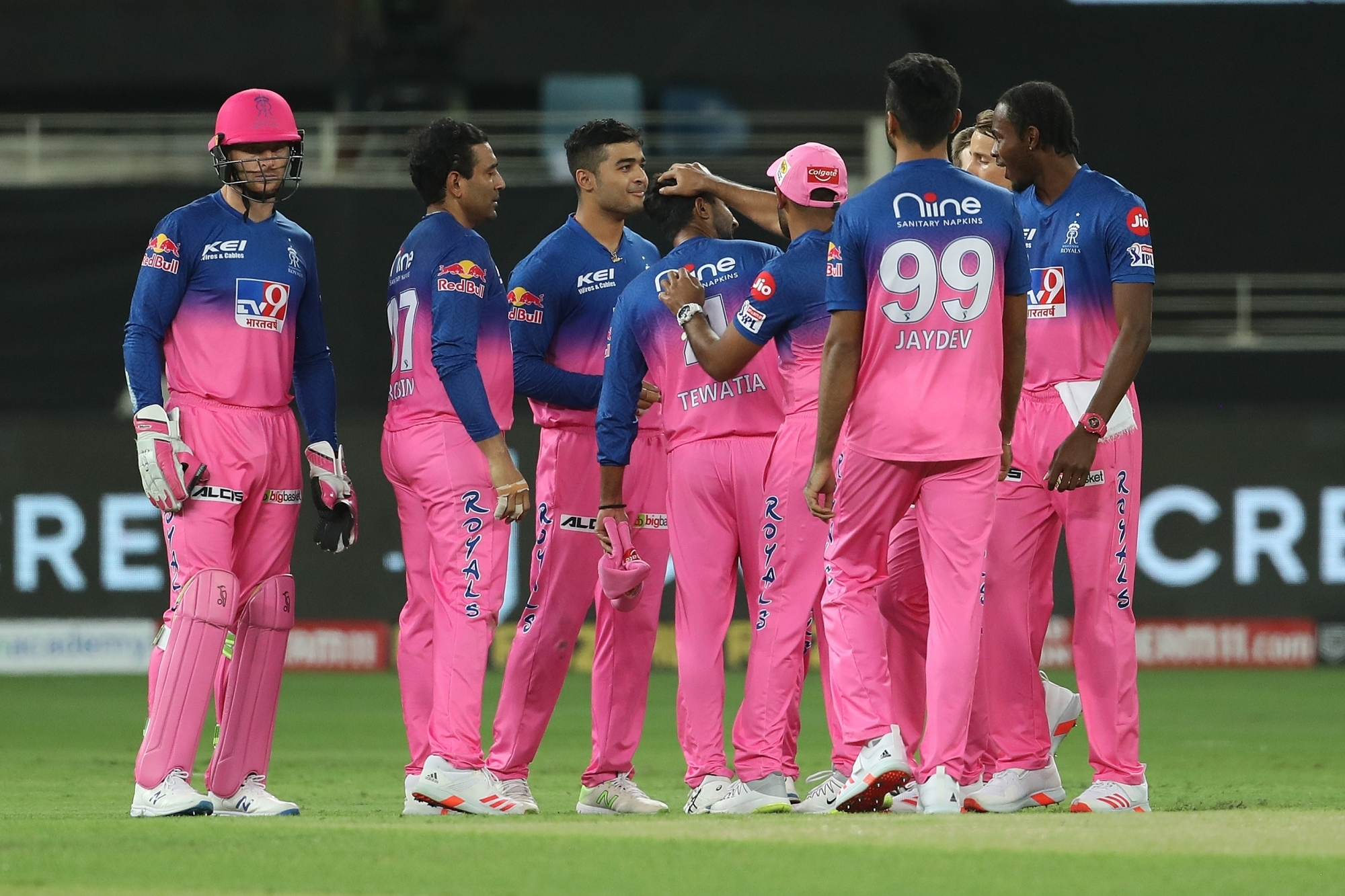 Rajasthan Royals had a poor outing in IPL 2020 | BCCI/IPL