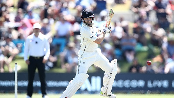 NZ v PAK 2020-21: Williamson leads the way as New Zealand keep Pakistan at bay on Day 1 of 1st Test