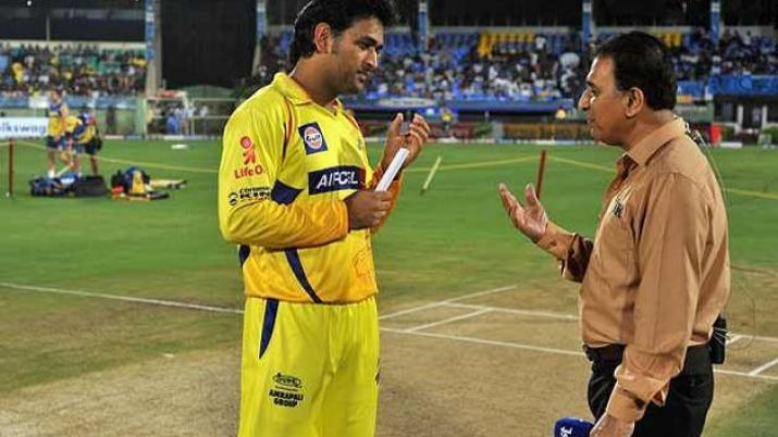 IPL 2018: Sunil Gavaskar pleased with MS Dhoni's decision to bat up the order for CSK