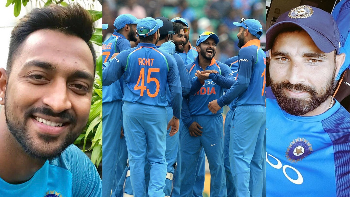 IND v WI 2018: Twitter reacts as India annihilate West Indies in Thiruvananthapuram to clinch the ODI series 3-1
