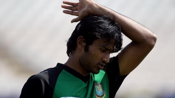 Shahadat Hossain banned by BCB for five years and fined 3 lakh Taka