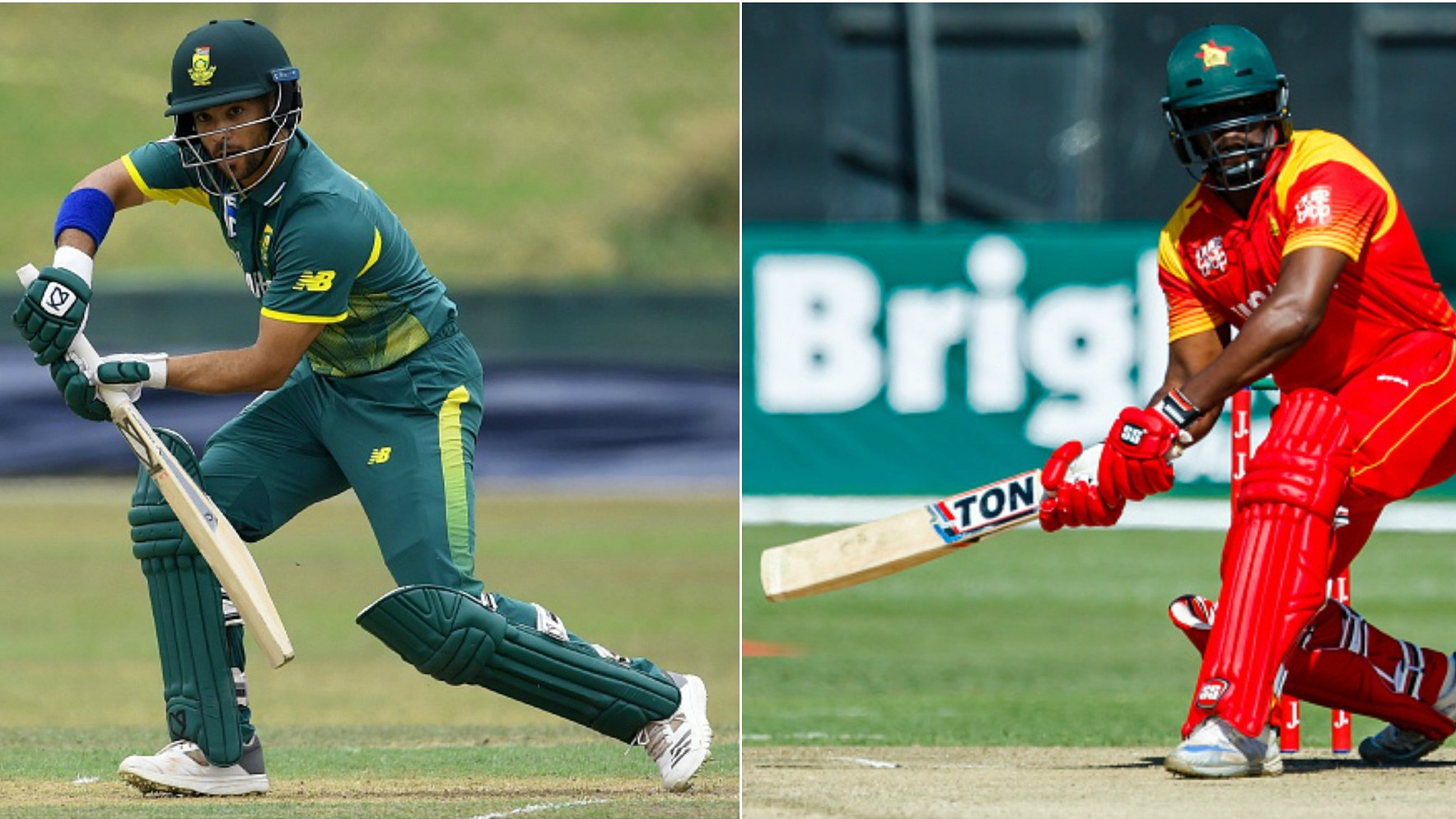 SA vs ZIM 2018 : ODI Series - Statistical Preview