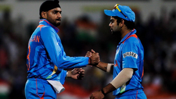Harbhajan Singh talks about Virat Kohli's transition from golgappe lover to vegan