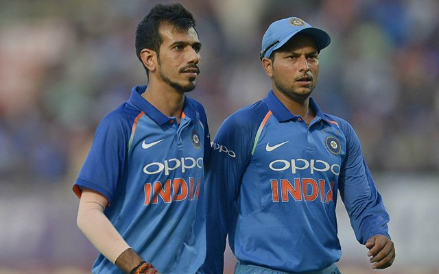 Yuzvendra Chahal and Kuldeep Yadav might be seen playing together once again | Getty