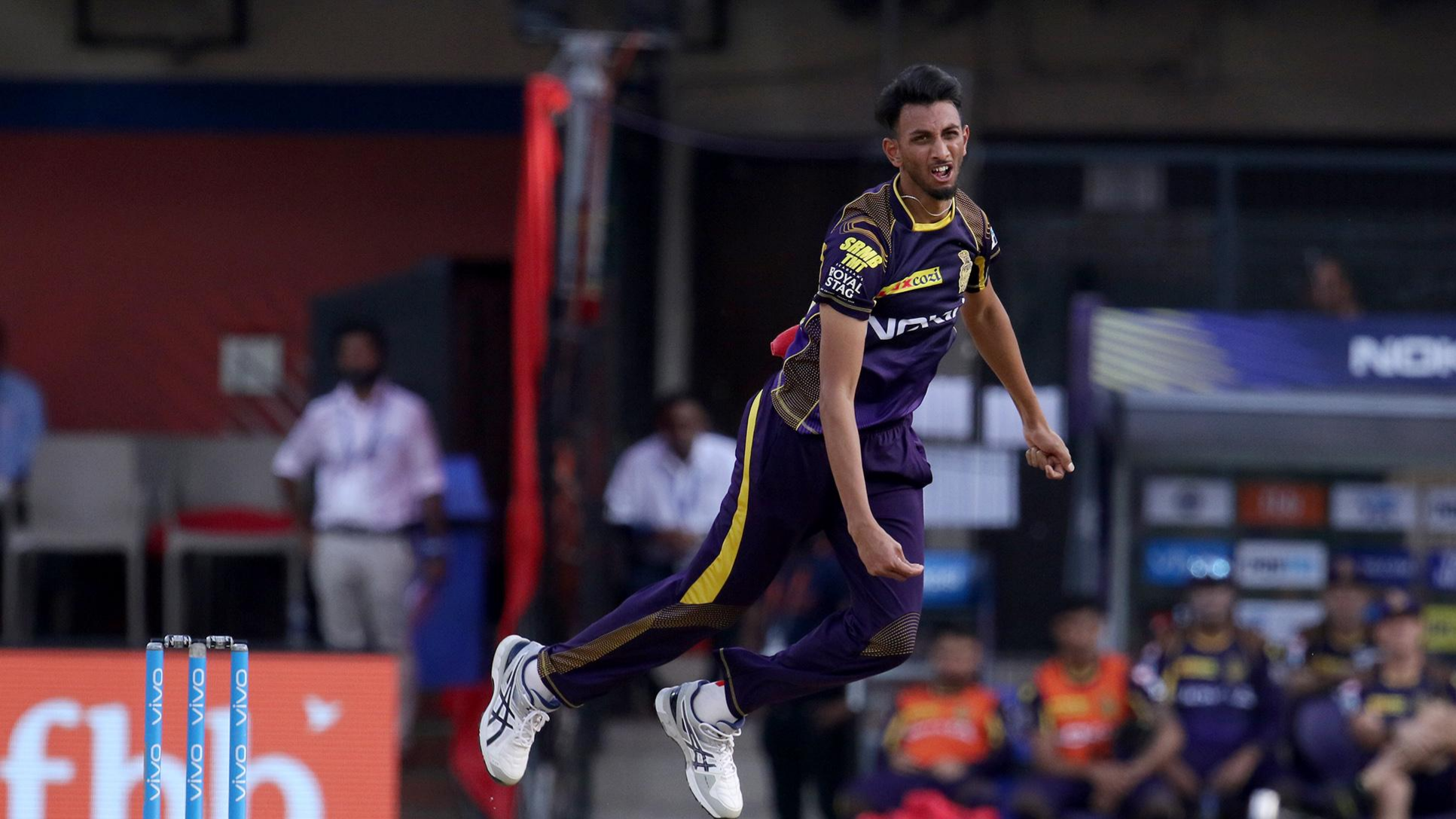 IPL 2018: Match 54, SRH vs KKR: Prasidh Krishna takes 4 as SRH score 172 for 9 batting first